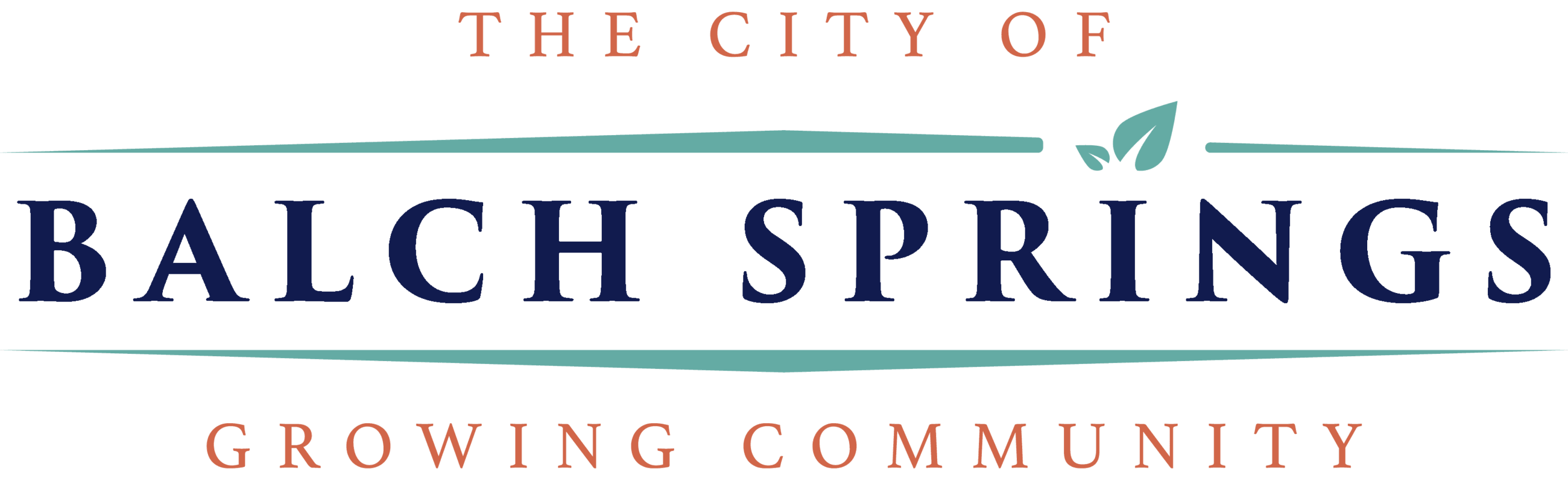 The City of Balch Springs Logo