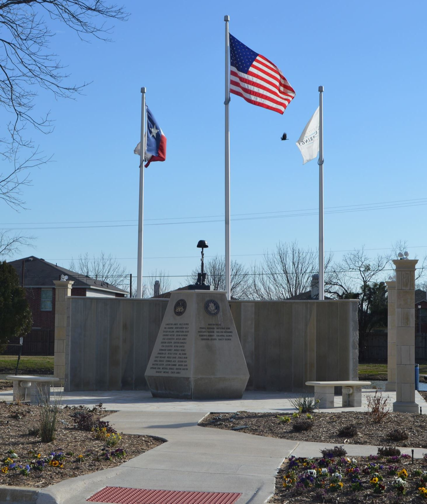 BS Veterans Memorial Monument  (22)