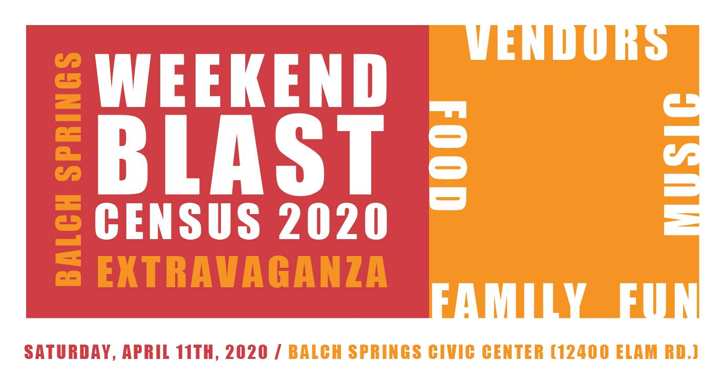 2020 WeekendBalst-Census-Event